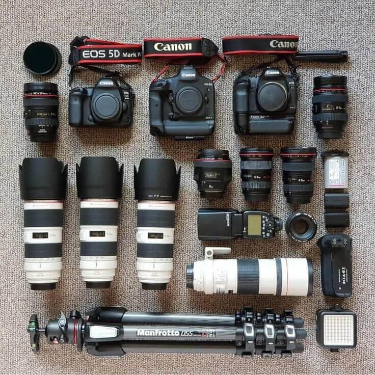 احدث كاميرات تصوير - الرئيسية