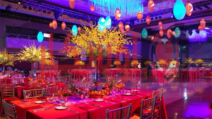 تنسيق حفلات وزواجات بالرياض