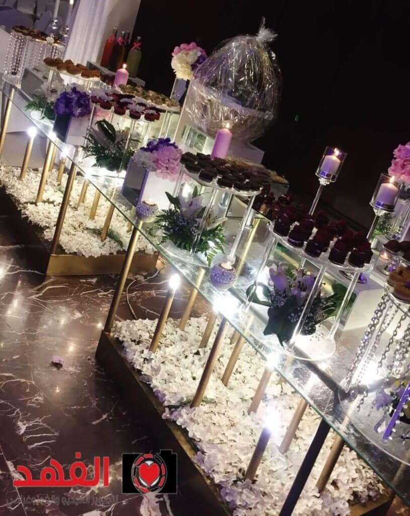تنسيق حفلات الزواج